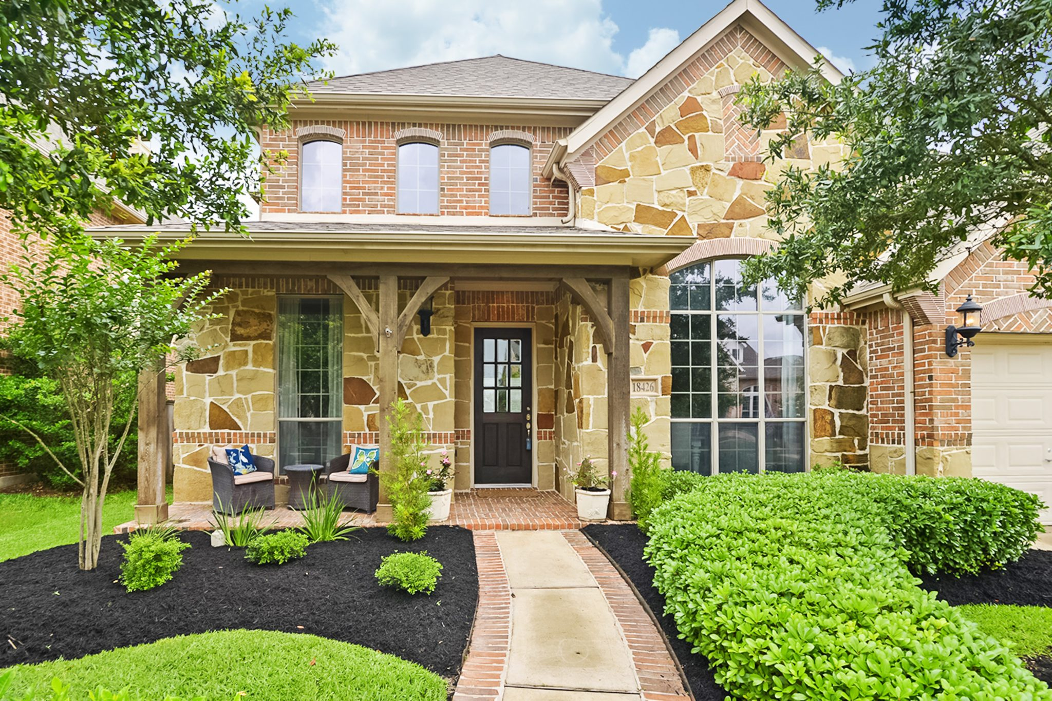 Brick house in Cypress TX, selling a house, The Lippincott Team