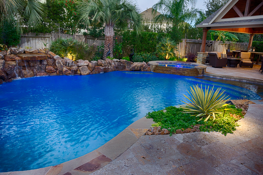 Backyard pool , buying a home, The Lippincott Team