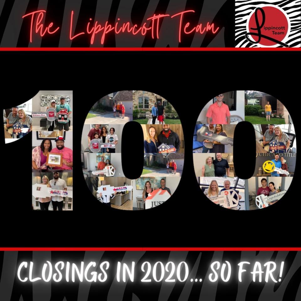 100 Closings
